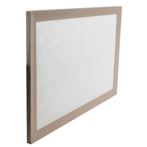 "16"" x 24"" x 1"" Fiberglass Throw Away Replacement Filter Product Image"