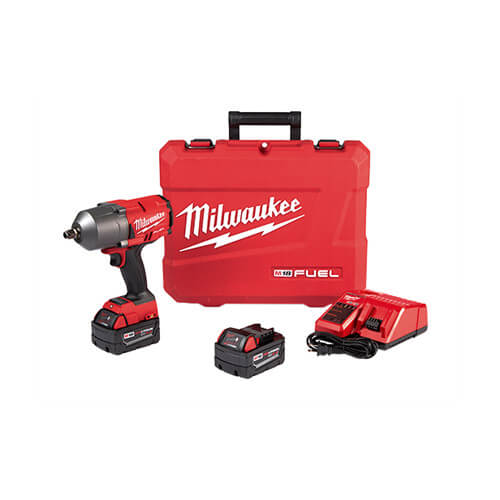 """M18 Fuel 1/2"""" High Torque Impact Wrench w/ Friction Ring Kit Product Image"""