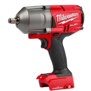 """M18 Fuel 1/2"""" High-Torque Impact Wrench w/ ONE-KEY™ and Friction Ring (Bare Tool Only) Product Image"""