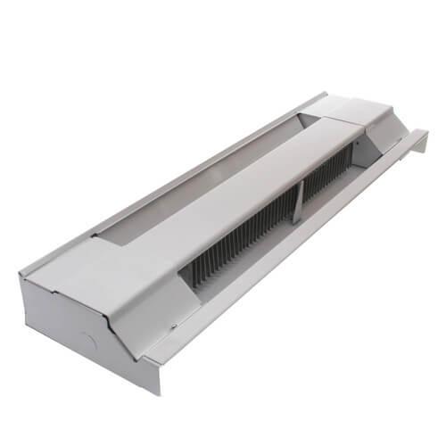 2f350w Cadet 2f350w 24 F Series Electric Baseboard Heater 350 Watt 240v White