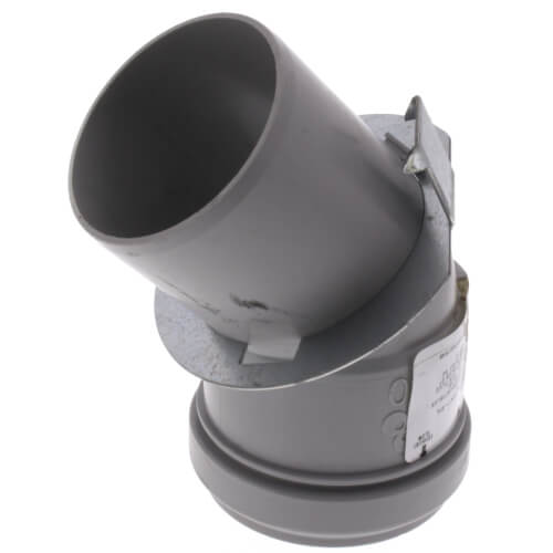 """2"""" PolyPro 45° Elbow w/ Locking Clamp Product Image"""