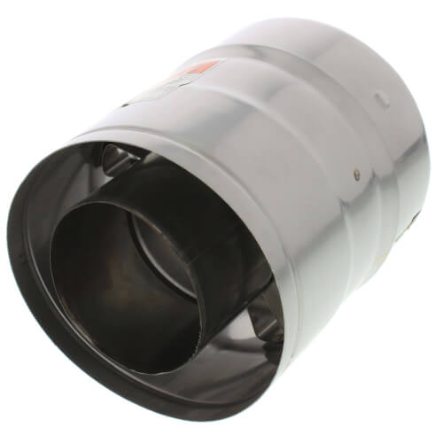 "3"" x 6"" Z-Vent Double Wall Pipe Product Image"