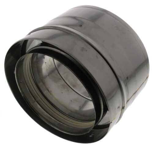 """6"""" x 6"""" Z-Vent Double Wall Pipe Product Image"""