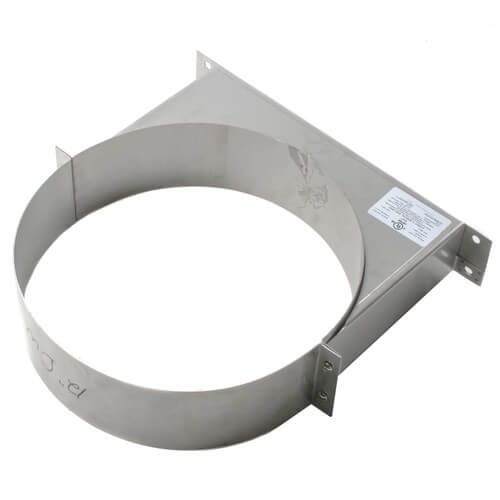 """12"""" Z-Vent Double Wall Vent Support (14"""" OD) Product Image"""