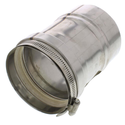 """4"""" Z-Vent Adapter for Fulton Product Image"""