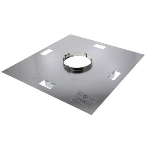 "4"" Z-Vent Fire Stop Support Product Image"
