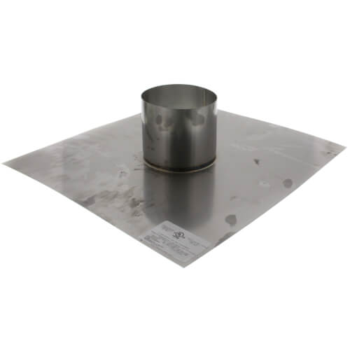 "4"" Z-Vent Flat Flashing Product Image"