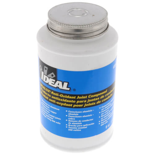 Noalox Anti-Oxidant Compound - 8-oz. Bottle w/ Brush Cap Product Image
