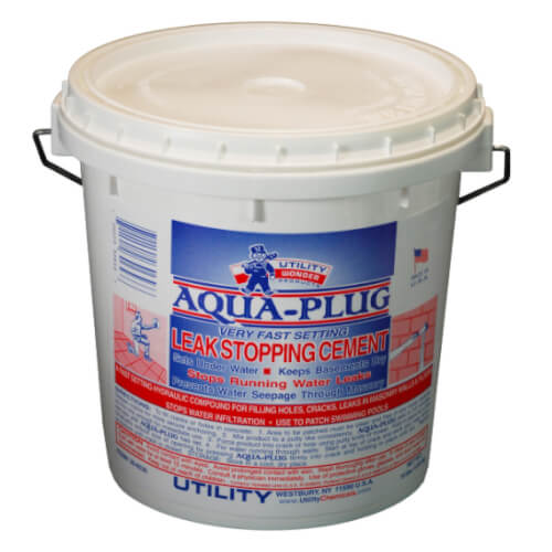 3 lb. Aqua-Plug Leak Stopping Cement Product Image