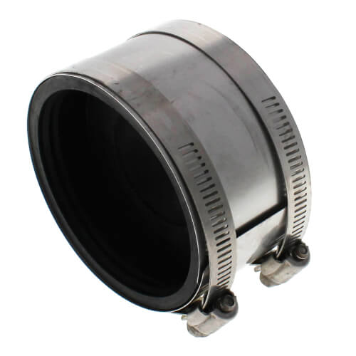 """3"""" x 2"""" ProFlex Coupling (Cast Iron to Copper) Product Image"""