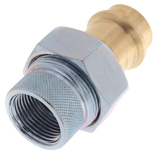 """3/4"""" FNPT x Copper Press Dielectric Union, P-571NL (Lead Free) Product Image"""