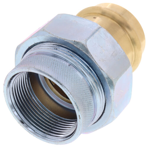 "1-1/2"" FNPT x Copper Press Dielectric Union, P-571NL (Lead Free) Product Image"