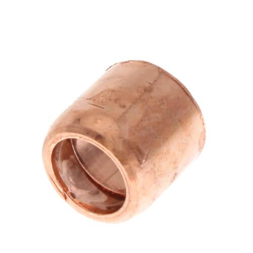 """1/2"""" x 3/8"""" Copper Bushing (FTGxC) Product Image"""