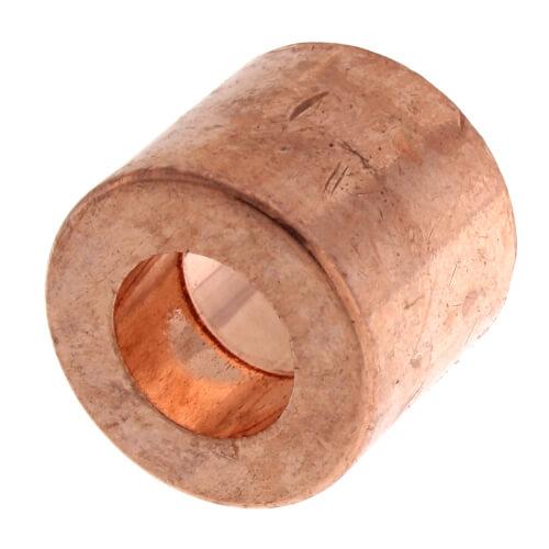 """1"""" x 1/2"""" Copper Bushing (FTGxC) Product Image"""