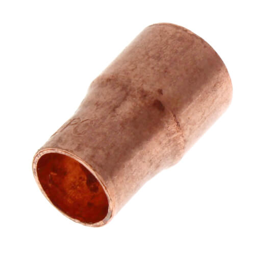 """1/2"""" x 3/8"""" Copper Coupling Product Image"""