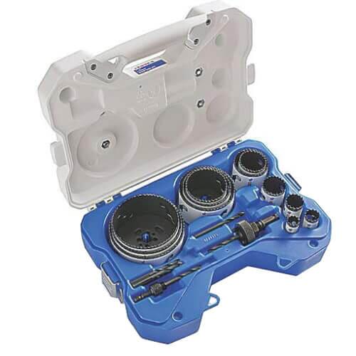 Lenox Plumber's Speed Slot Hole Saw Kit (17 Piece) Product Image