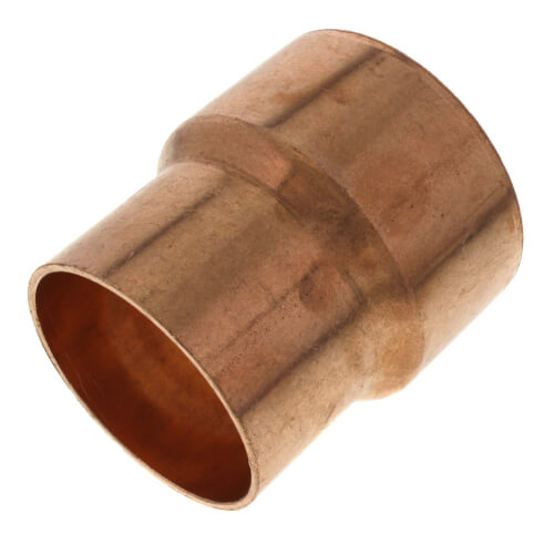"3"" x 2-1/2"" Copper Coupling Product Image"