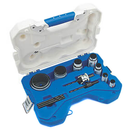 Lenox Contractor's Speed Slot Hole Saw Kit (17 piece) Product Image