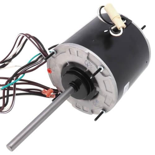 "5-5/8"" Condenser Fan Motor (1/3 HP, 208-230V, 825 RPM) Product Image"