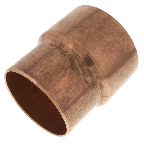 """3-1/2"""" x 3"""" Copper Coupling Product Image"""