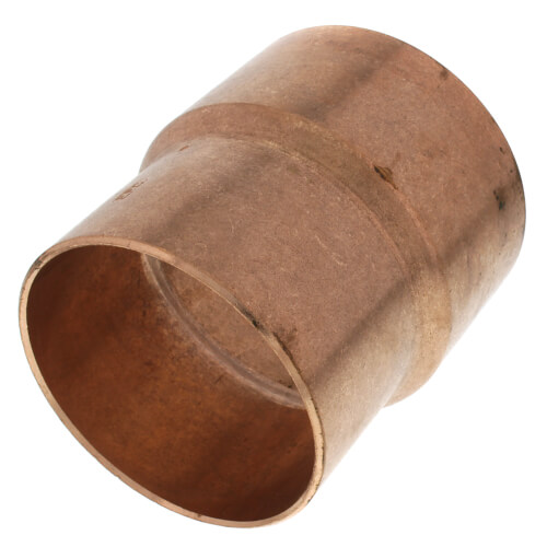 """4"""" x 3-1/2"""" Copper Coupling Product Image"""