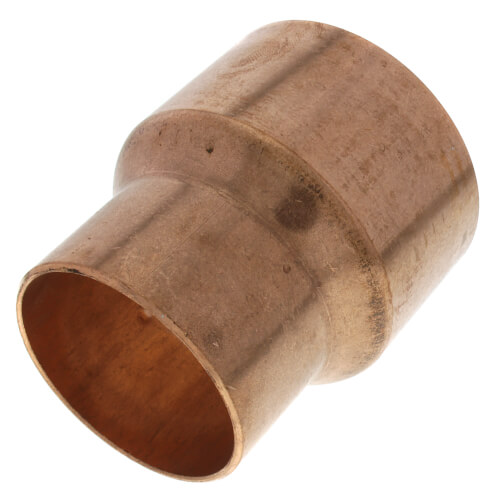 """4"""" x 3"""" Copper Coupling Product Image"""