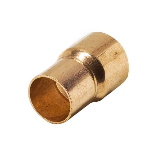 """8"""" x 4"""" Copper Coupling Product Image"""