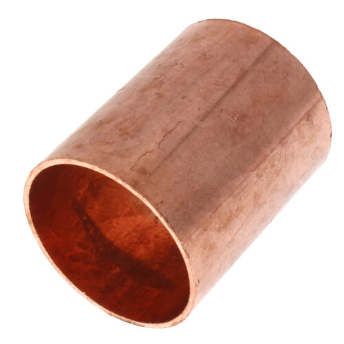 """1-1/2"""" Copper Coupling Product Image"""