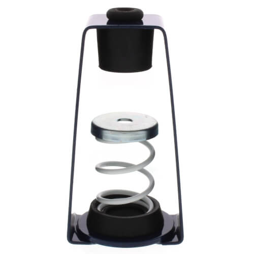30° Swing White Spring and LDS Hanger (54 lbs Capacity) Product Image