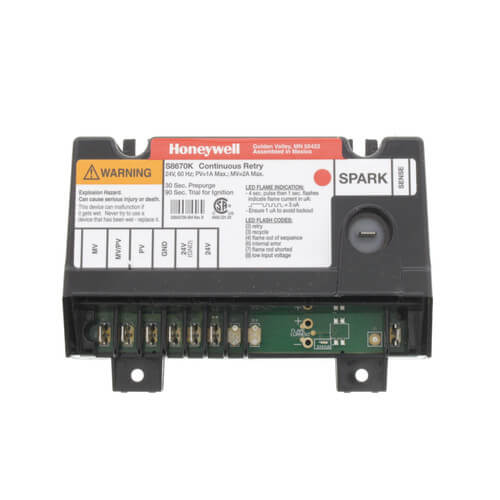 S8670K3000 Ignition Control Product Image