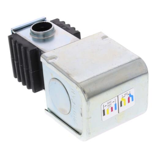 120/208/240V Dual Volt Solenoid Coil w/ Junction Box Product Image