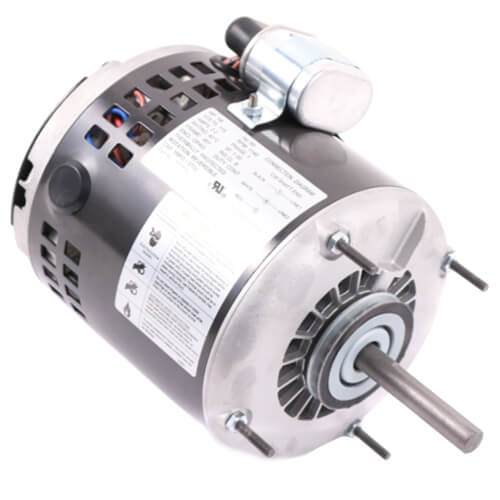1/6 hp 115v Motor, 48Y 1140 RPM Product Image