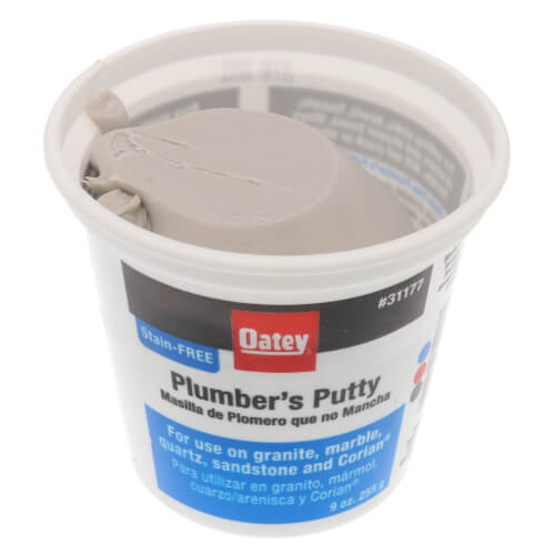 Stain-Free Plumber's Putty (9 oz.) Product Image