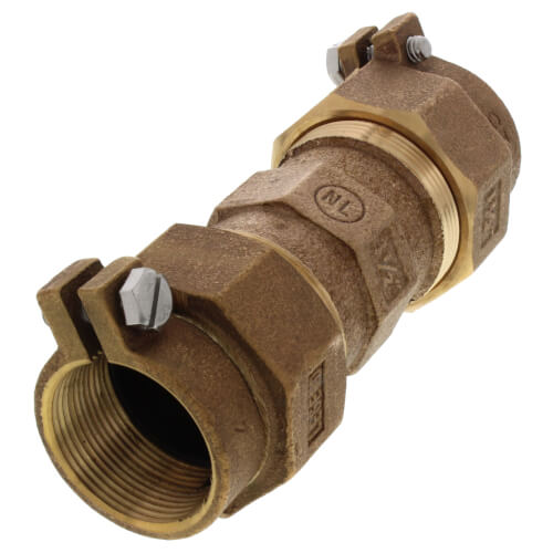 """1-1/2"""" Pack Joint (CTS) Union -T-4301NL (No Lead Bronze) Product Image"""