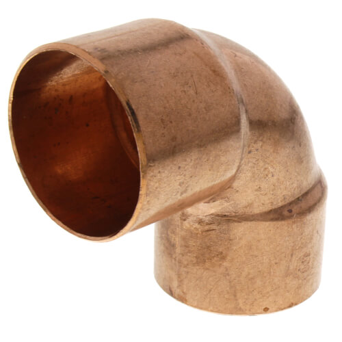 "1-1/2"" Copper 90 Elbow"