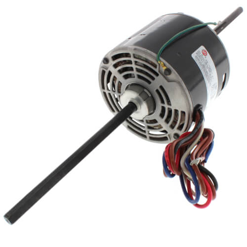 "5.6"" PSC Double Shaft Fan & Blower Motor w/o Capacitor (230V, 1/3 HP, 1075 RPM) Product Image"