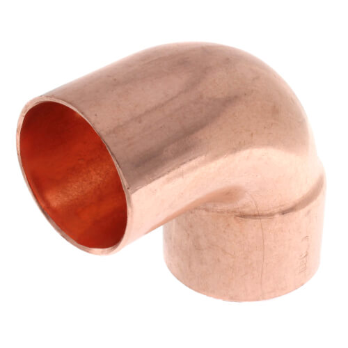 "1-1/2"" FTG x Copper 90° Street Elbow Product Image"