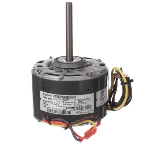 """5-1/2"""" 1 Speed Direct Drive Fan & Blower 1/6 HP, 1075 RPM (208-230V) Product Image"""