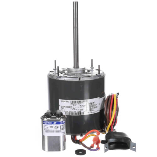 """5-1/2"""" 2 Speed Direct Drive Fan & Blower 3/4 HP, 1075 RPM (460V) Product Image"""