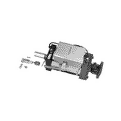 Large Capacitor Pneumatic Air Actuator w/ Positioner Product Image