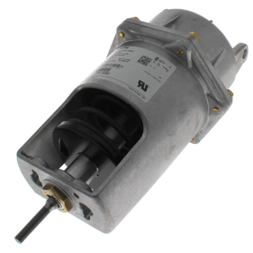 #6 Pneumatic Damper Actuator w/ Integral Pivot & Pivot Mount (8 to 13 psi) Product Image