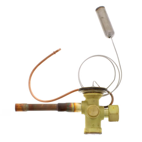 """Thermostatic Expansion Valve (Thermostatic Expansion Valve) Kit 3 To 3.5 Ton R410a 3/8"""" X 1/2"""" HexNut Product Image"""
