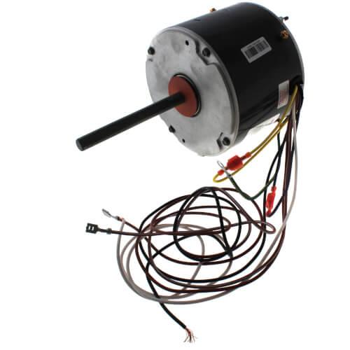 "5.6"" PSC Condenser Fan Motor (208-230V, 1/3-1/6 HP, 1075 RPM) Product Image"