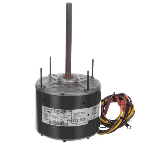 1 Speed Condenser Fan & Heat Pump Motor w/ Shaft Up 1/4 HP, 1075 RPM (208-230V) Product Image