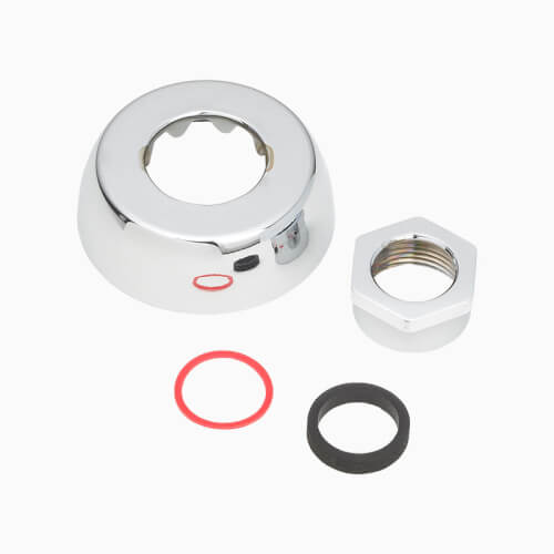 """CR-1008-A 3/4"""" Spud Coupling Assembly for Crown Urinal Flush Valves Product Image"""