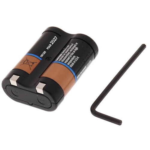 EAF-1000A Battery Replacement Kit for EAF-100/150 Faucets Product Image