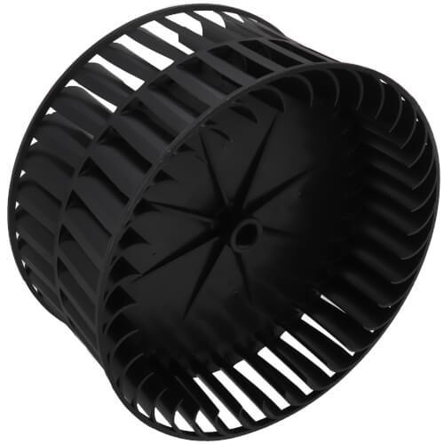 "Plastic Blower Wheel,  CW, 1/2"" Bore Product Image"