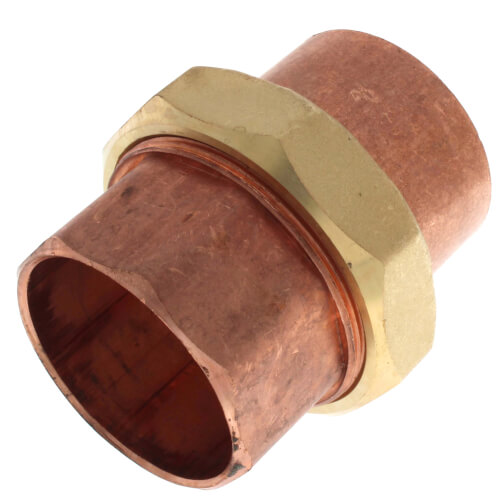 "2"" Copper Union Product Image"