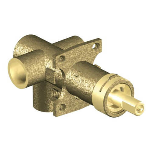 """1/2"""" 2-Function Transfer Valve (Sweat) Product Image"""