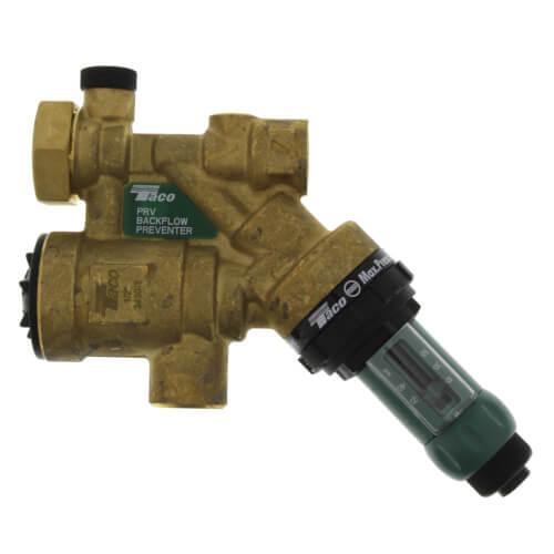 "1/2"" Combination Boiler Feed Valve & Backflow (NPT x Sweat) Product Image"
